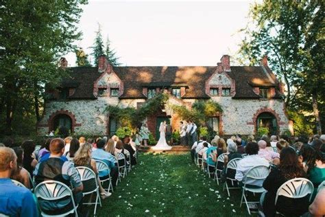 Is Positively Enchanting by This Empire Mine State Historic Park Wedding In The Woods