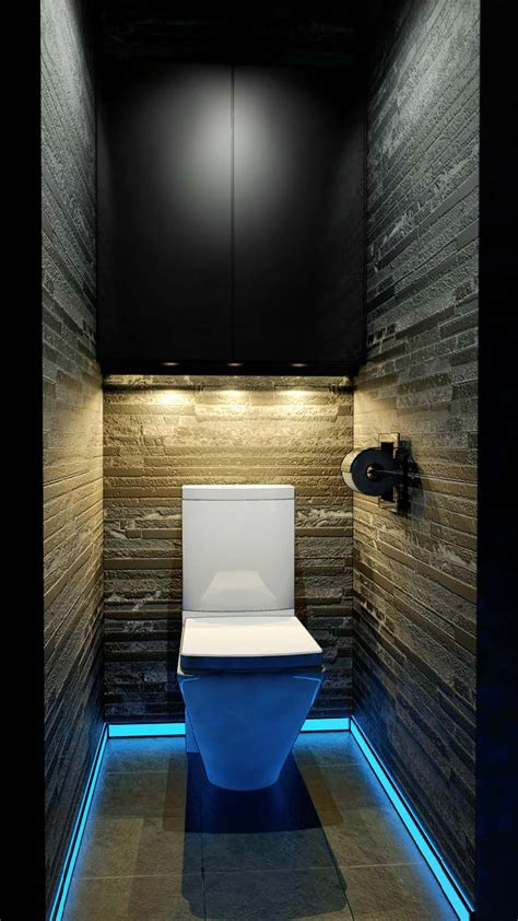 gast badezimmer ideen utilisation de carreaux imitation pour sdb