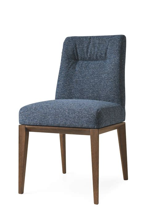 Calligaris Tosca Fabric Dining Chair Frank Mc Gowan Fabric Dining Chair