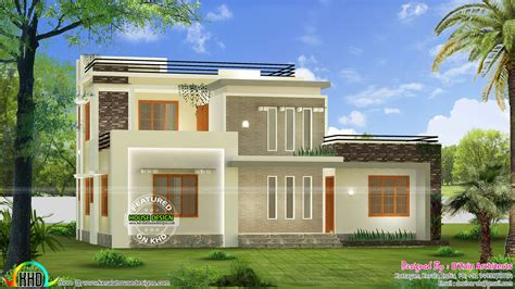 New House Plans For 2017 | january 2017 kerala home design and floor plans