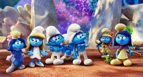 smurfs the lost smurfs the lost attempts a feminist tone review