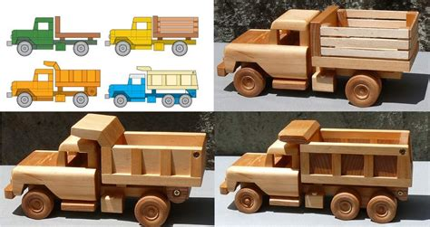 woodwork toy truck plans wood  plans wooden toys