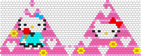 beaded hello pattern hello bead pattern peyote bead patterns