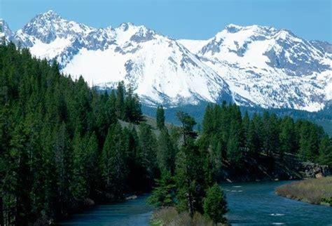 Salmon-Challis National Forest - Idaho   Idaho Wish List ...