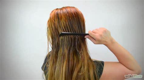 straighten hair with milk step kako da ispravite kosu uz pomoć mleka bezbedno i bez
