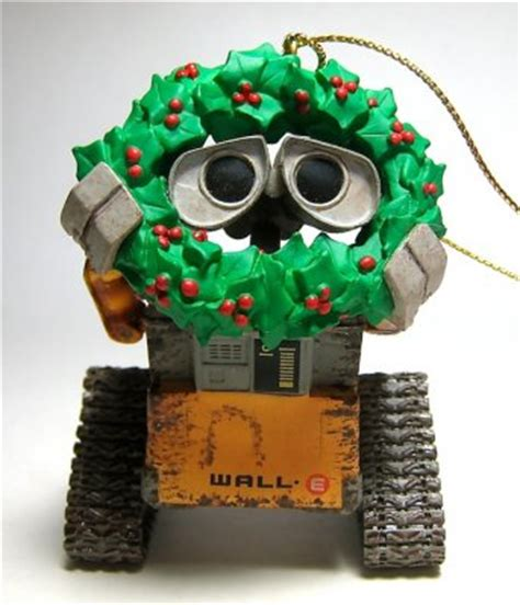 wall e and ornament wall e in wreath ornament grolier from our