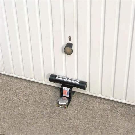 serrure porte de garage fixation cremaillere portail