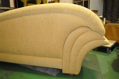 art deco chaise large art deco chaise cloud 9 art deco furniture sales