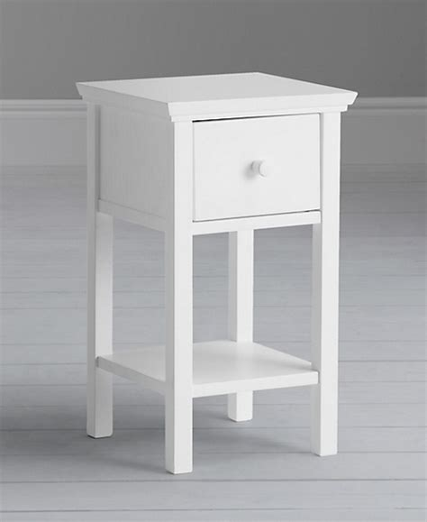 White Bedside Table White Bedside Tables Our Of The Best Housetohome Co Uk