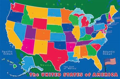 american states puzzle the united states of america 48 crayola chalkboard