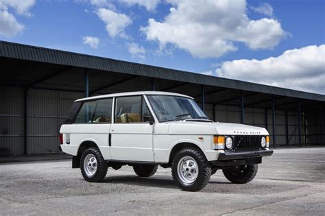 land rover vintage range rover classic