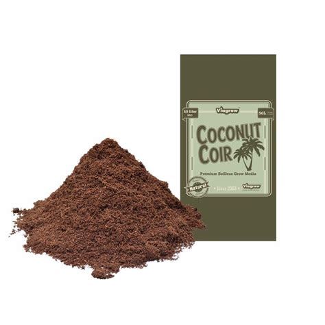 grow ls home depot viagrow 1 5 cu ft coconut coir soilless grow media bag