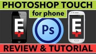 tutorial photoshop touch photoshop touch for phone review and tutorial iphone and