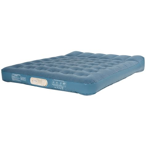 Coleman Single Air Mattress by Coleman Aerobed Air Mattress Single Height Built