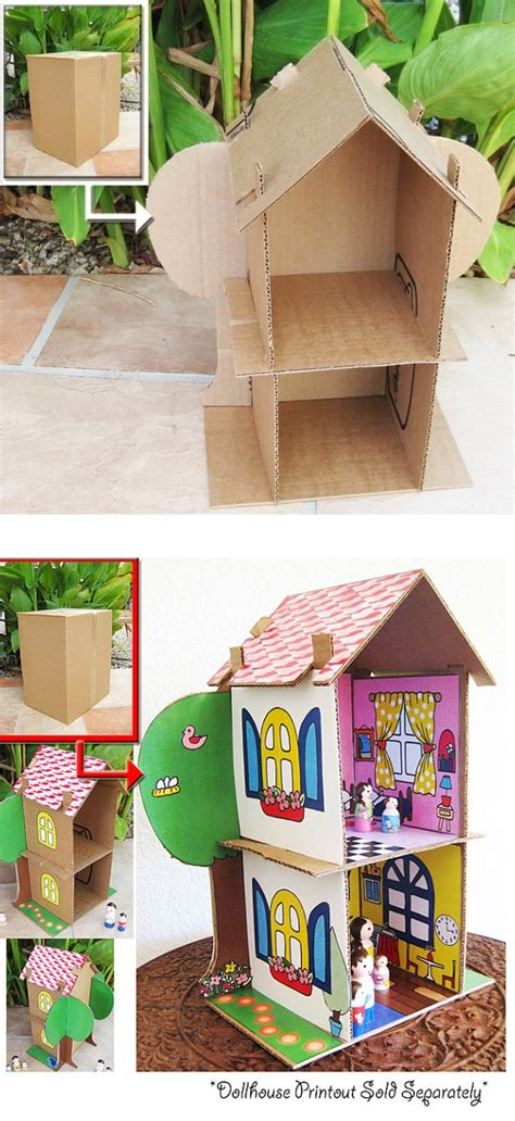 diy projects cardboard boxes diy projects with a cardboard box boundless creativity