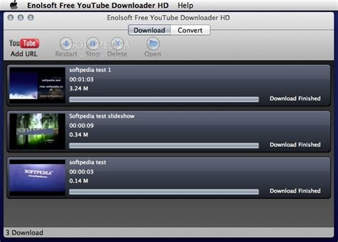download youtube hd download enolsoft free youtube downloader hd mac 4 5 0