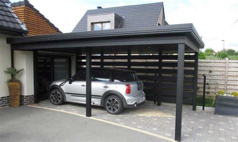 Comment Construire Un Carport Plan by Construire Un Carport Faut Il Un Permis De Construire
