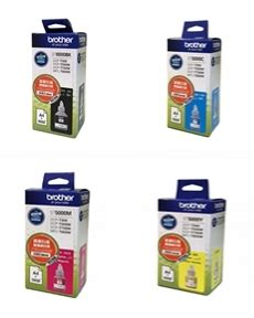 Tinta Printer Bt5000 Yellow Original komplet tinta za bt 6000 bk bt 5000 c m y