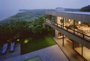 Home Design New York by Bluff House In Montauk New York By Robert Young