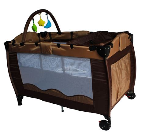 portable baby bed travel portable child baby travel cot bed bassinet playpen play