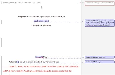 apa template free teaching of psych idea exchange topix apa template