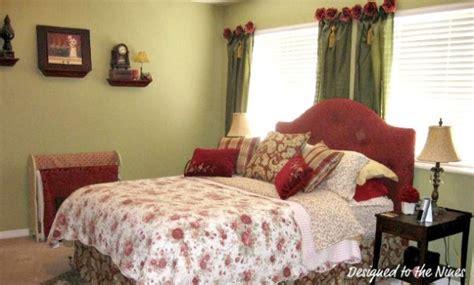 red green bedroom color trends 2013 green