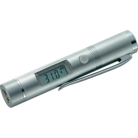 termometer ai200 mini thermometer basetech pen shape mini 1 infrared thermometer from conrad