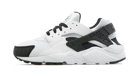 black and white patterned huaraches kids nike air huarache quot white black quot sbd