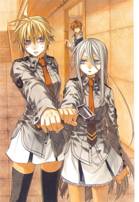 chrome shelled regios chrome shelled regios image 193918 zerochan anime image