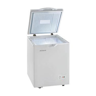 Kulkas Freezer Modena jual modena md 10w chest freezer harga kualitas