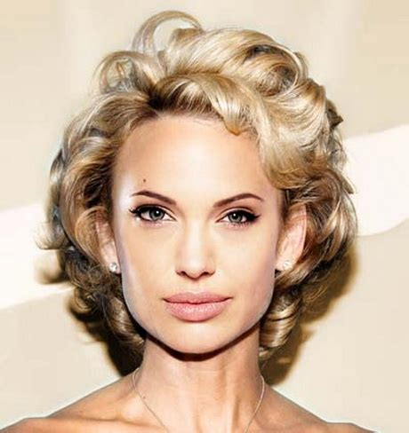 pictures short ladies permed modern hairstyles permed hairstyles short hair