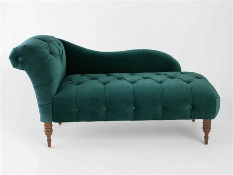 green velvet chaise lounge furniture finds edie velvet chaise lounge from urban