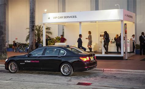 vip bmw 7 series bmw 7 series vehicles as the official vip shuttle service