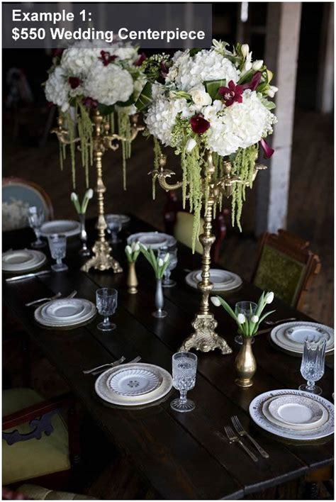 cost of wedding centerpieces how much do wedding flowers cost in milwaukee