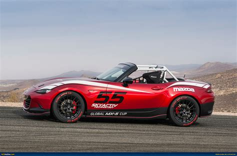 mazda global ausmotive com 187 mazda announces global mx 5 cup