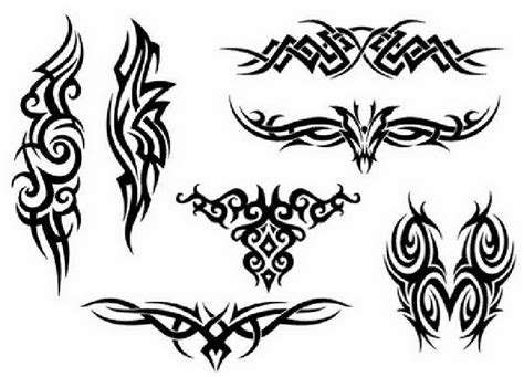 tribal tattoo pattern meanings tribal tattoo meanings danielhuscroft com