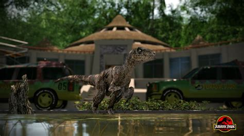 jurassic world the game mod data one man is creating the jurassic park game we ve always wanted