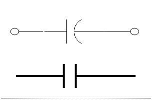 simbol elektrolit kapasitor mengenal dan mengukur kapasitor my simplework