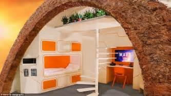 martian show home reveals what would be