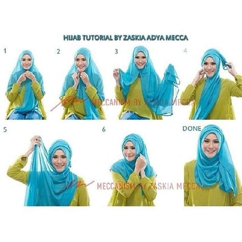 tutorial jilbab zaskia adia meca 95 best images about tutorial hijab on pinterest hijab