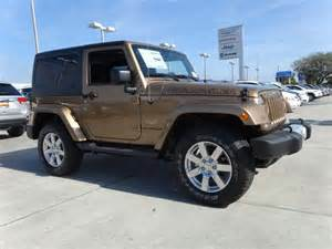 jeep wrangler brown mitula cars