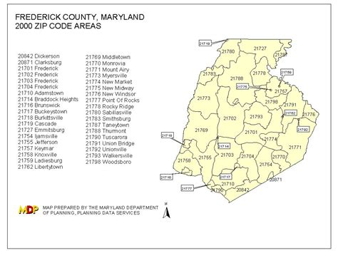 maryland map by zip code 2000 zip code maps
