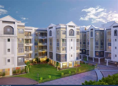 Eden Richmod Enclave New Residential Project Apartments In Kolkata