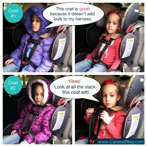 winter jackets and car seats carseatblog the most trusted source for car seat reviews
