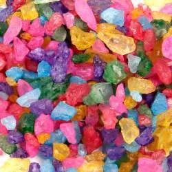 colored sugar crystals colorful rainbow rock crystals rock sugar