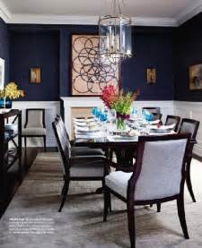 Blue Dining Room by Blue Dining Room Ideas Megan Morris