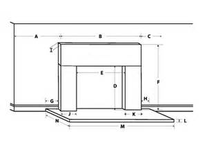 fireplace mantel worksheet how to measure for a mantel