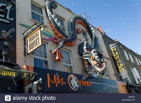 tattoo london camden town oriental buffet dragon shop front camden market camden