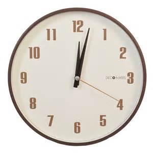 Silent Wall Clocks by Retro Multiplex Silent Wall Clock Decomates