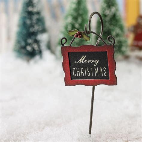 miniature merry christmas sign christmas miniatures christmas  winter holiday crafts